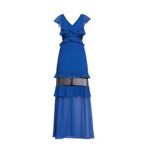 Tiered ruffle dress size 0